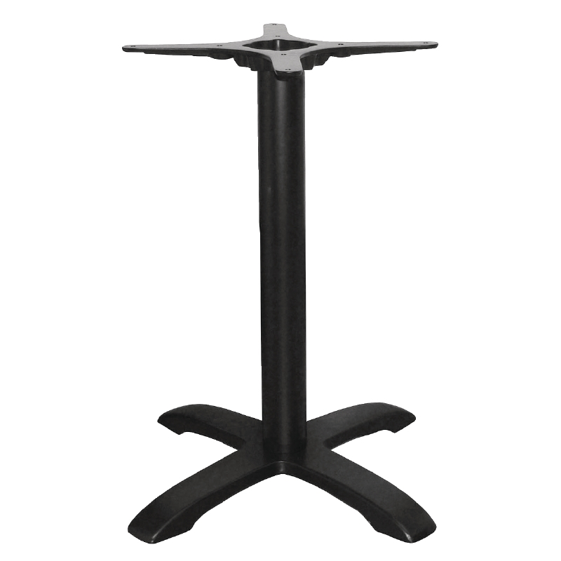 Pied de table Bolero en fonte