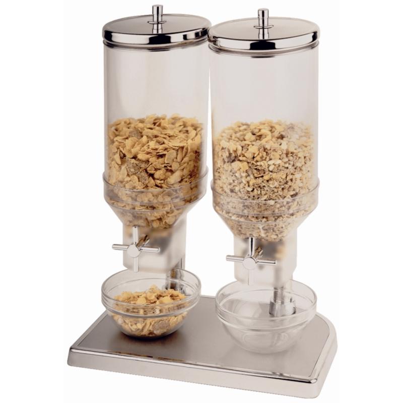 Distributeurs de céréales 2 x 4,5L APS