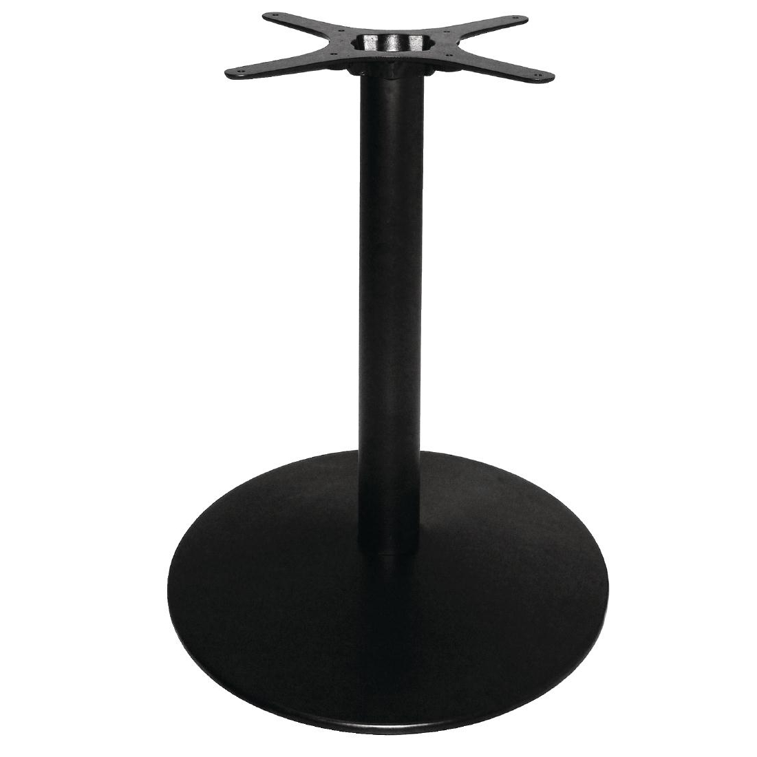 Pied de table en fonte Bolero rond