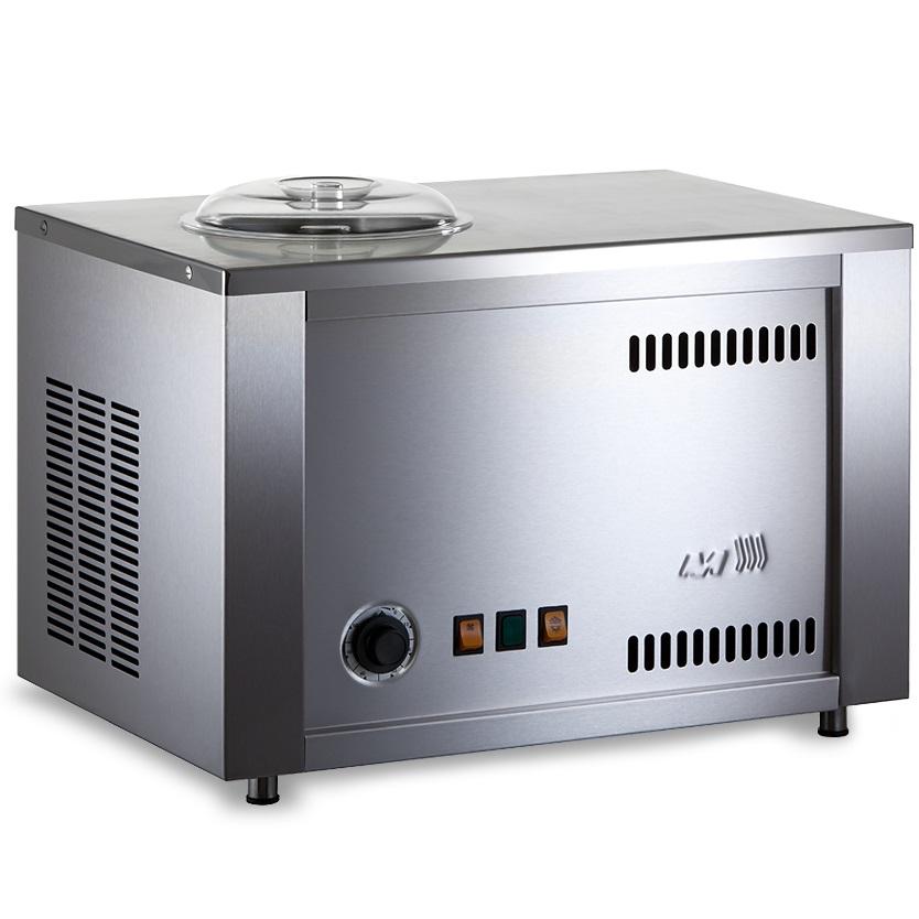 Machine à glace Musso Fiume Giardino 9L/H