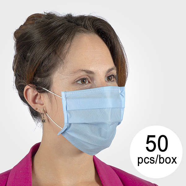 Masque Chirurgical à 3 Couches ST (Pack de 50)