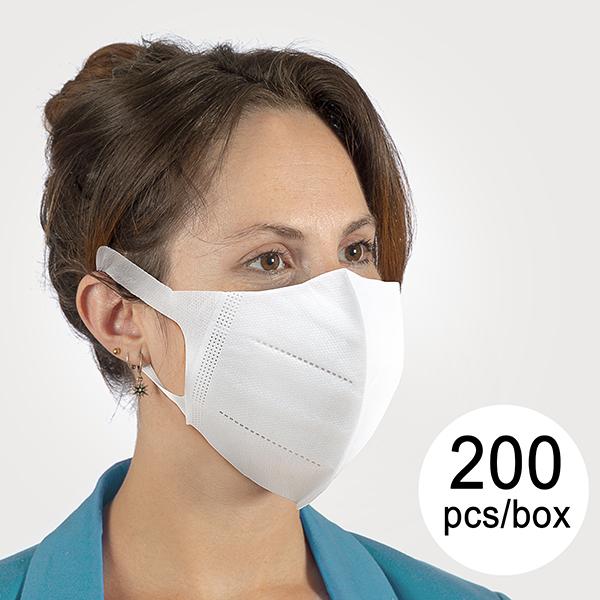 Masque Respiratoire de Protection JT (Pack de 200)