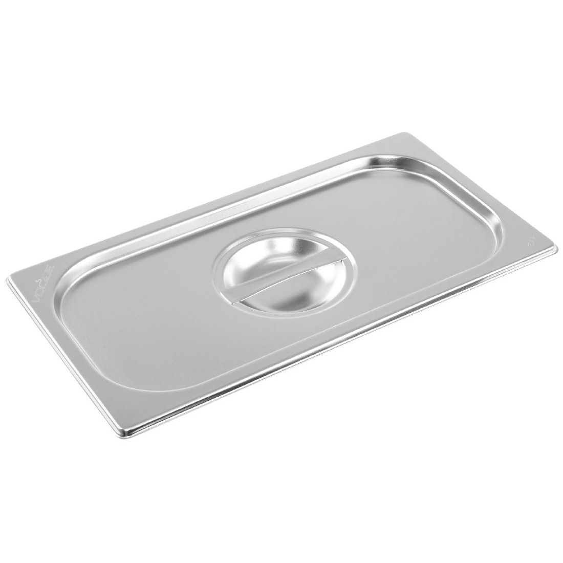 Couvercle GN1/2 inox