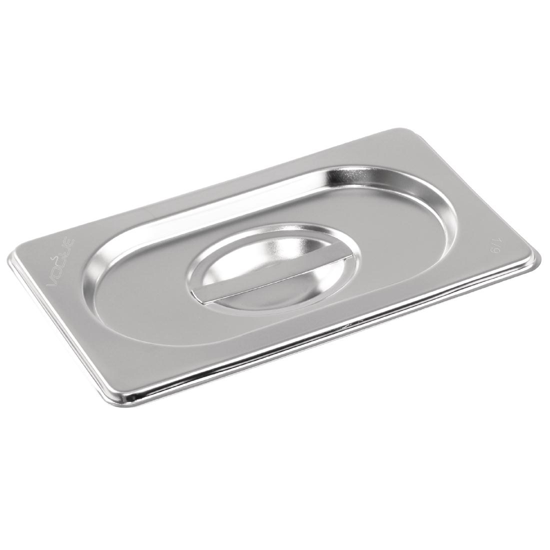 Couvercle GN1/9 inox
