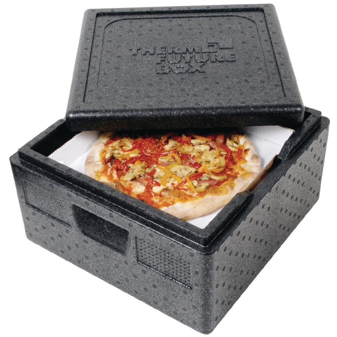 Boîte à pizza Thermo Future Thermobox 265mm
