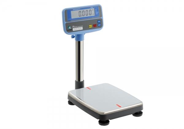Balance électronique à colonne Tellier