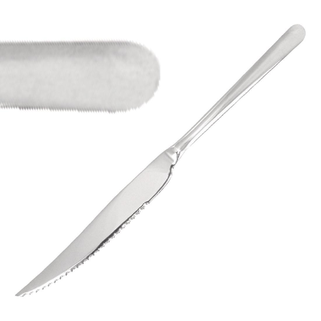 Couteau à viande ou à pizza par 12