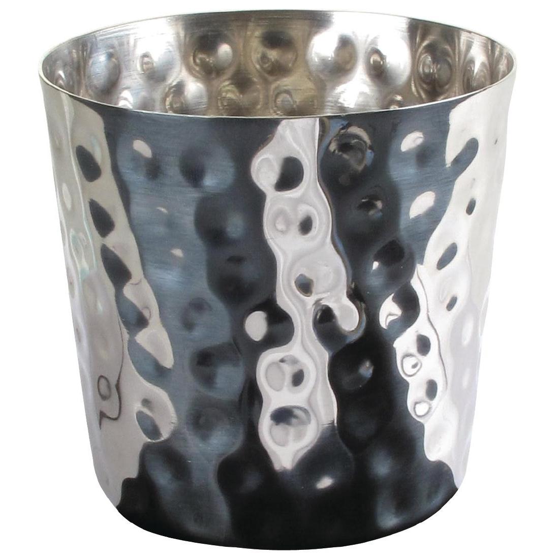 Pot à frites en acier inoxydable Olympia
