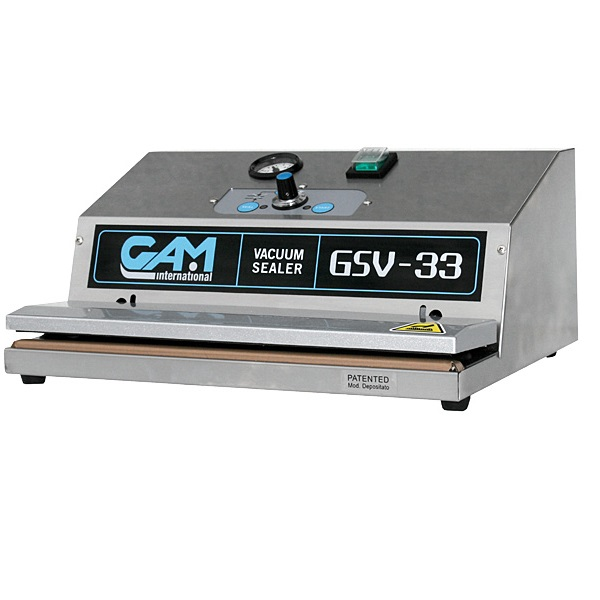 Machines sous-vide de table GAM-I GSV33