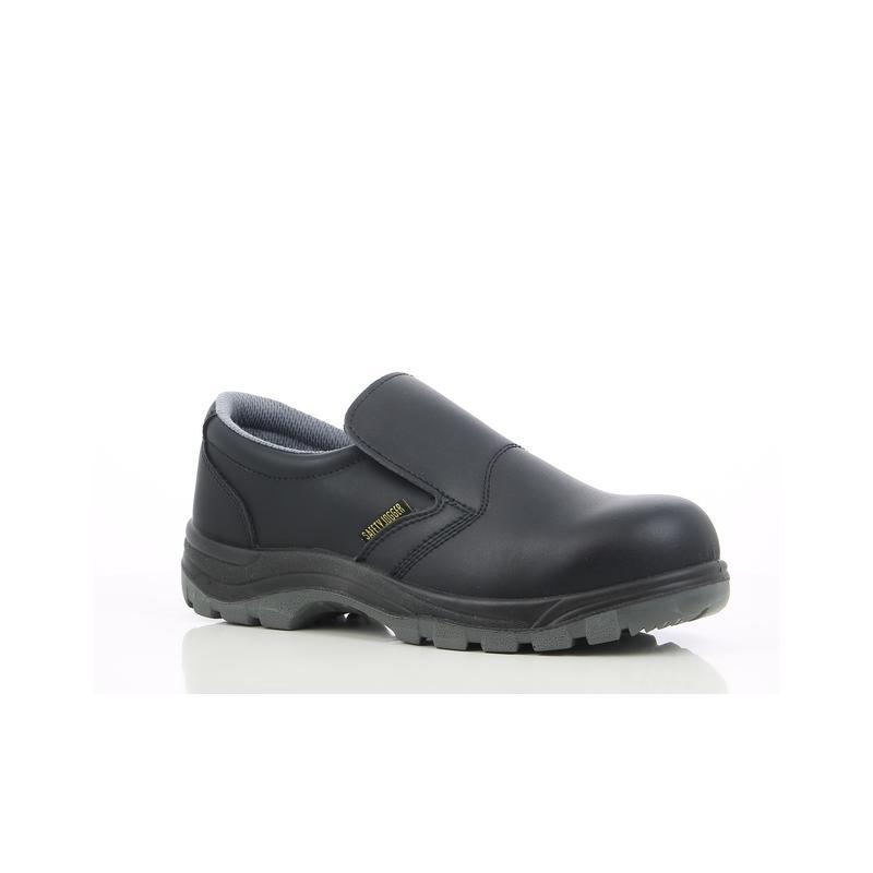 Chaussure de sécurité noir en cuir X0600/S3