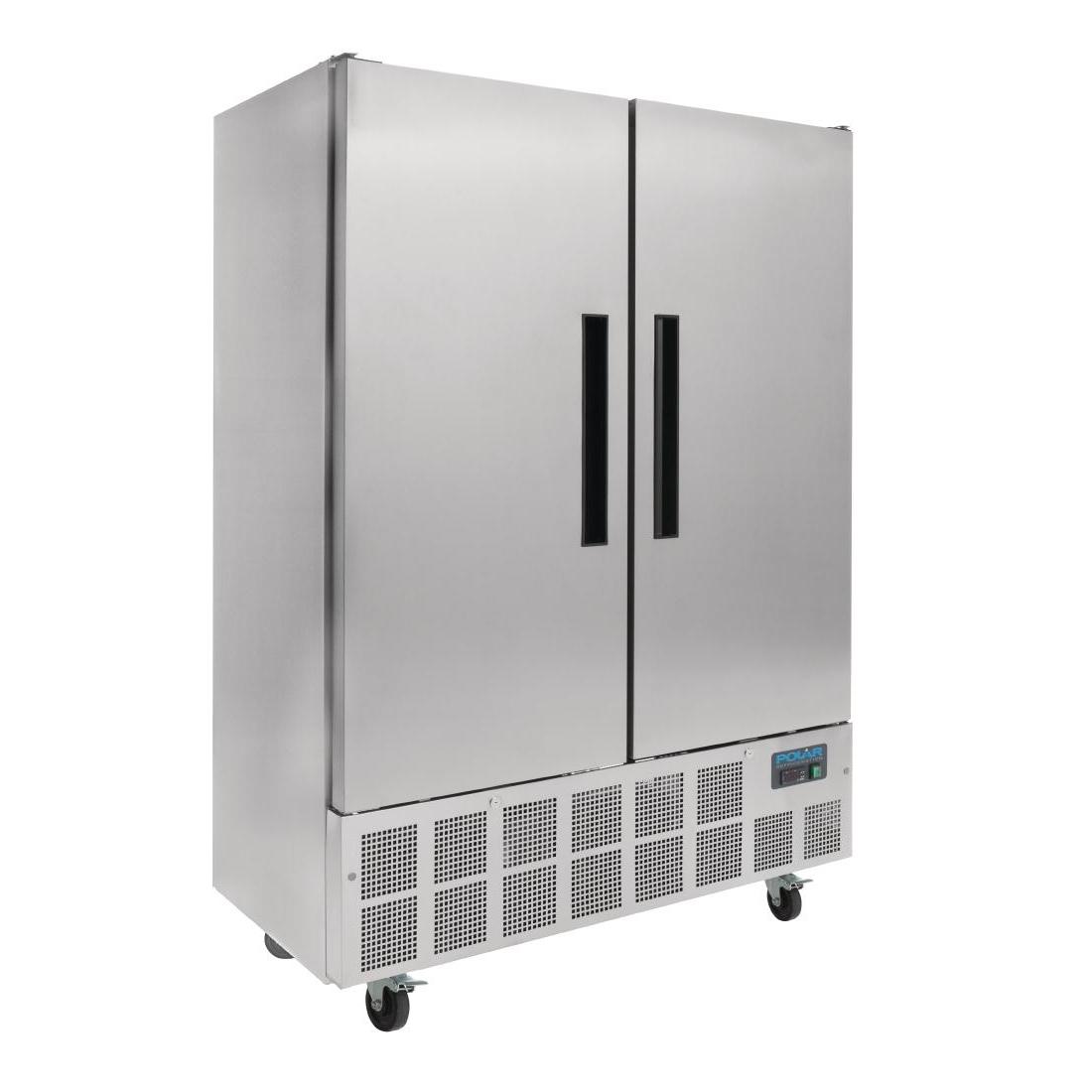 Armoire réfrigérée positive 2 portes 960L