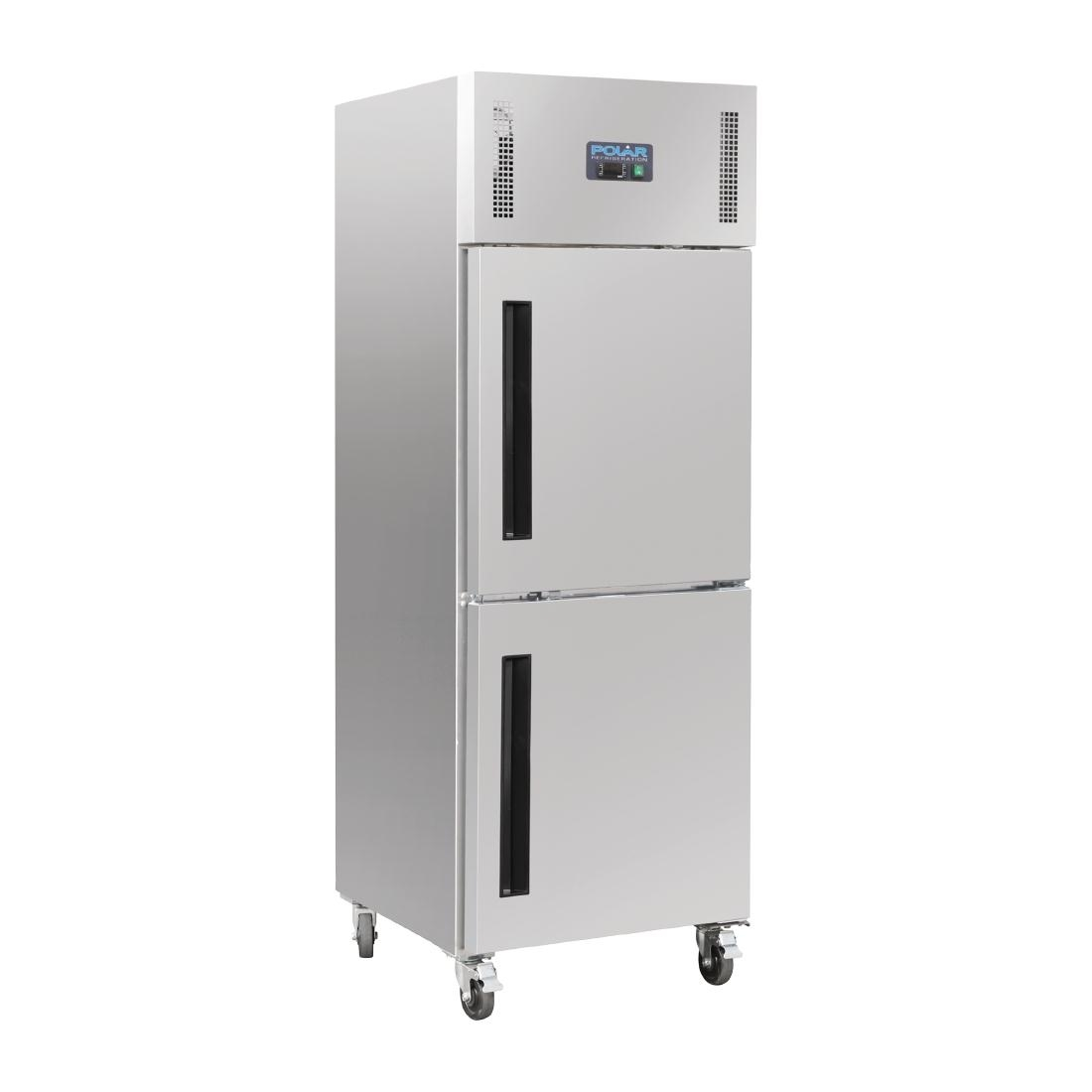 Armoire réfrigérée négative 2 portillons GN 2/1 Polar