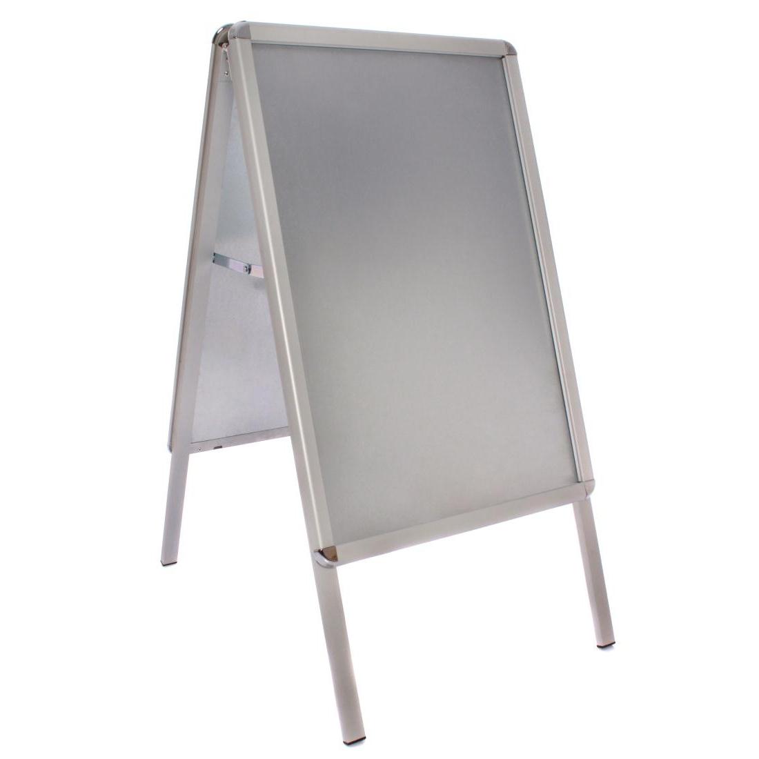 Panneau A2 aluminium 910(H)x 463(L)x 700(P)mm