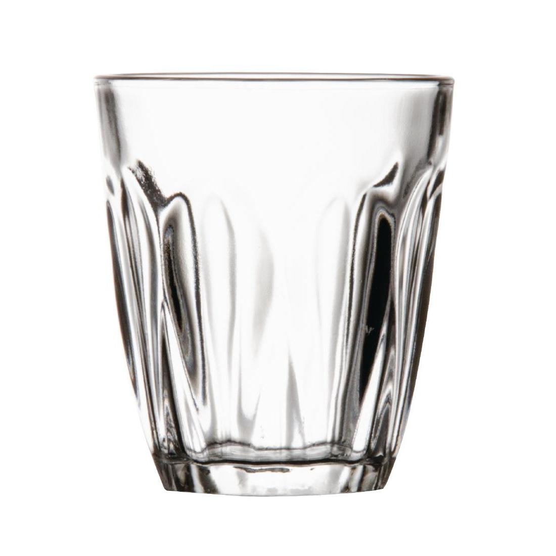 Gobelet en verre trempé 130ml par 12