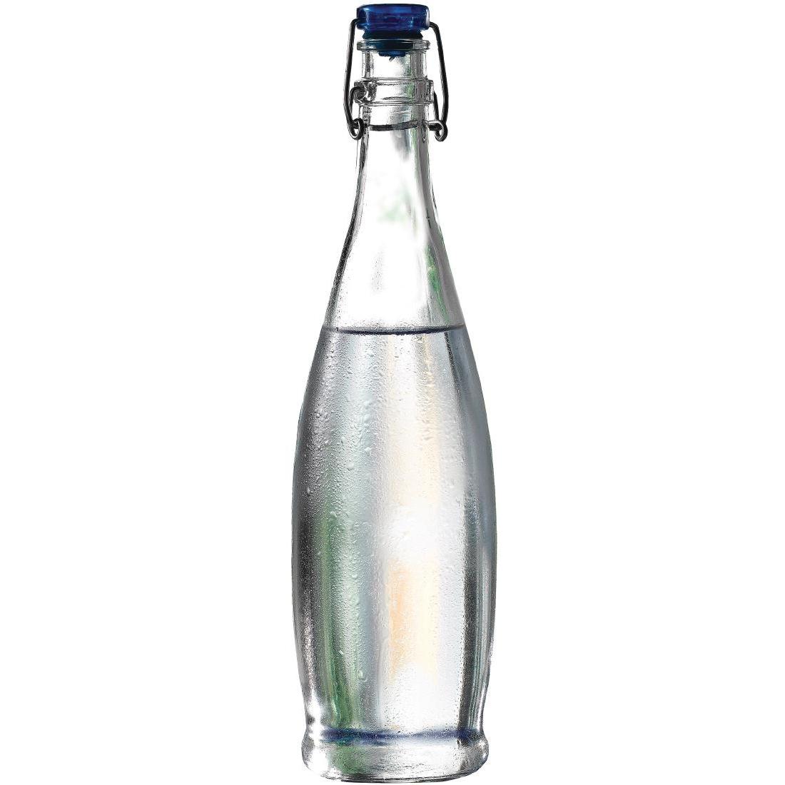 Bouteilles d\'eau en verre 360ml par 6
