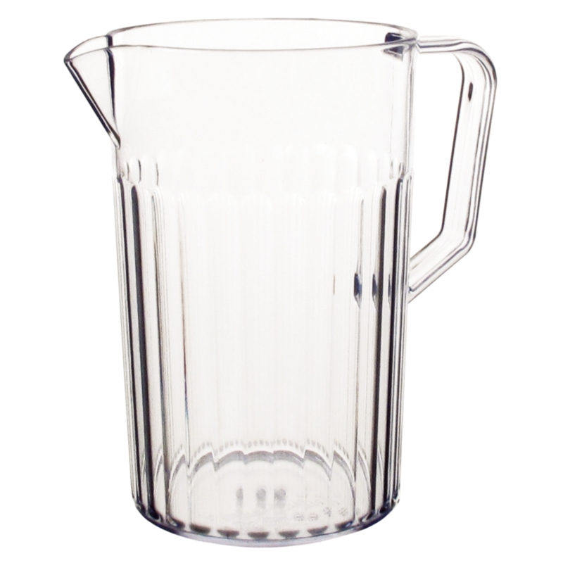 Pichet durable en polycarbonate 0.9 litre