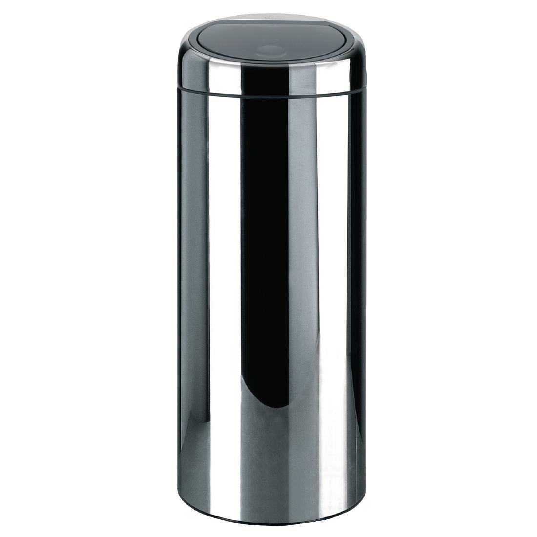 poubelle automatique brabantia 30l collecte des d chets. Black Bedroom Furniture Sets. Home Design Ideas