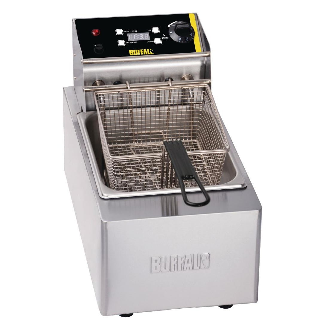 Friteuse de comptoir professionnelle simple Buffalo 5L