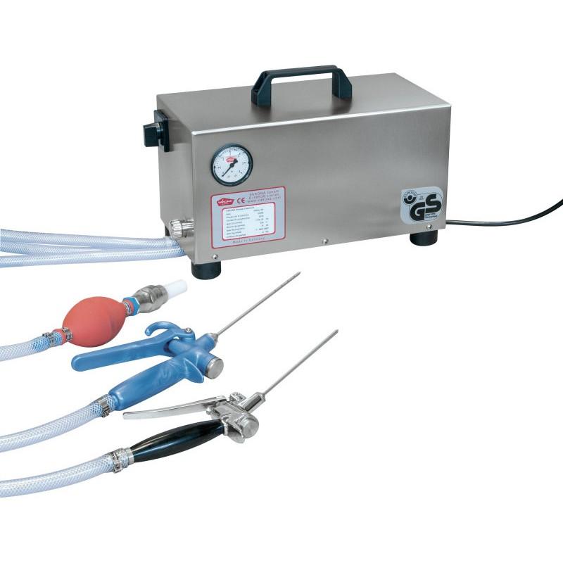 Pompe à saumure inox 840L/H