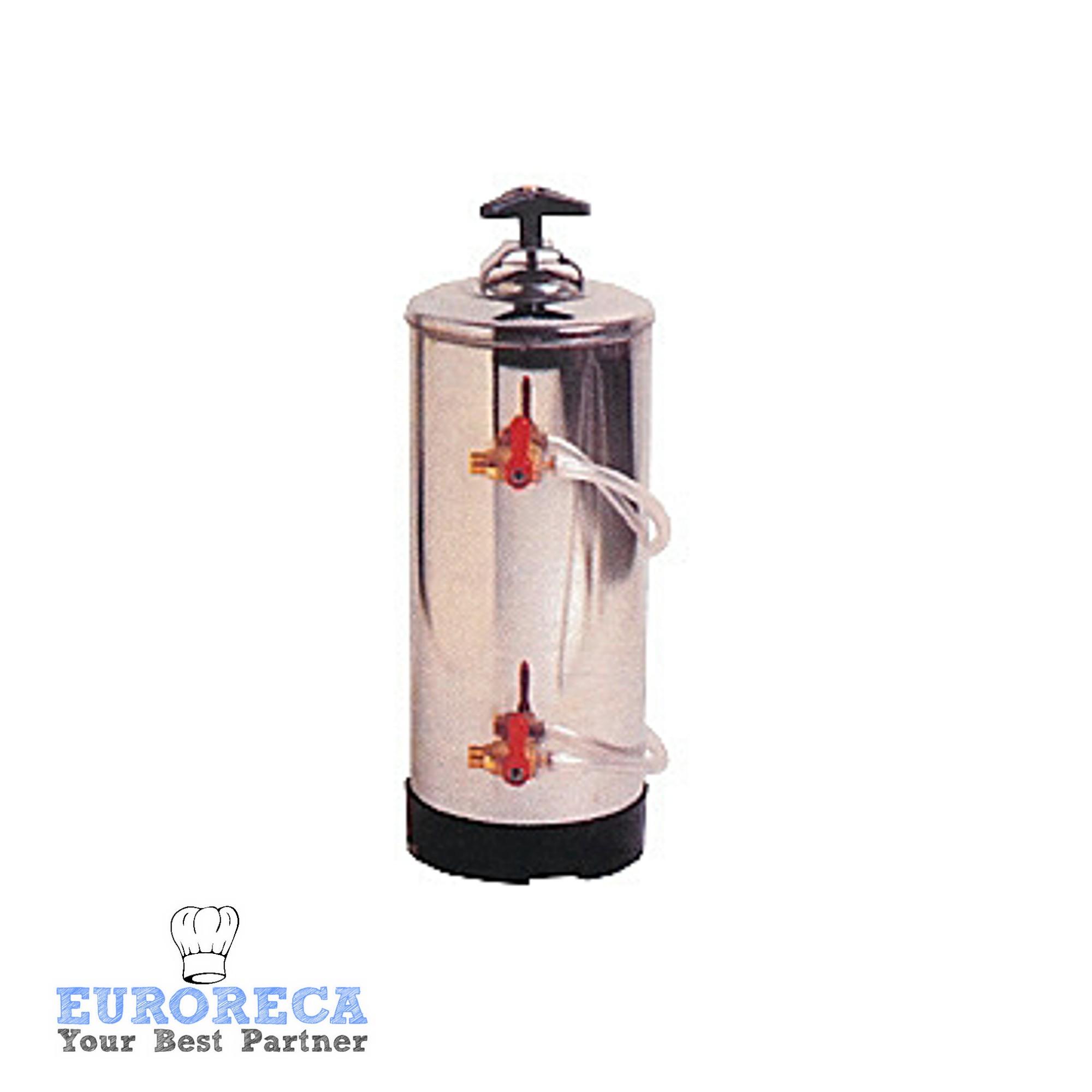 Adoucisseur d'eau en inox 12 litres