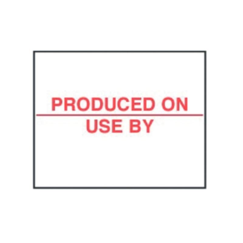 Etiquettes produits 16mm PAR 14000