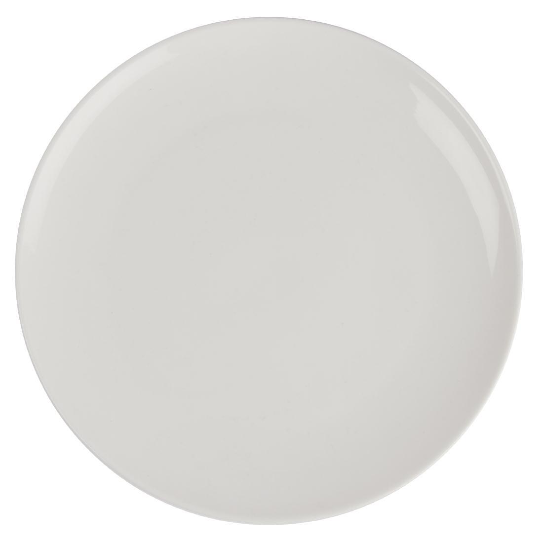 Assiettes rondes Lumina 152mm par 6
