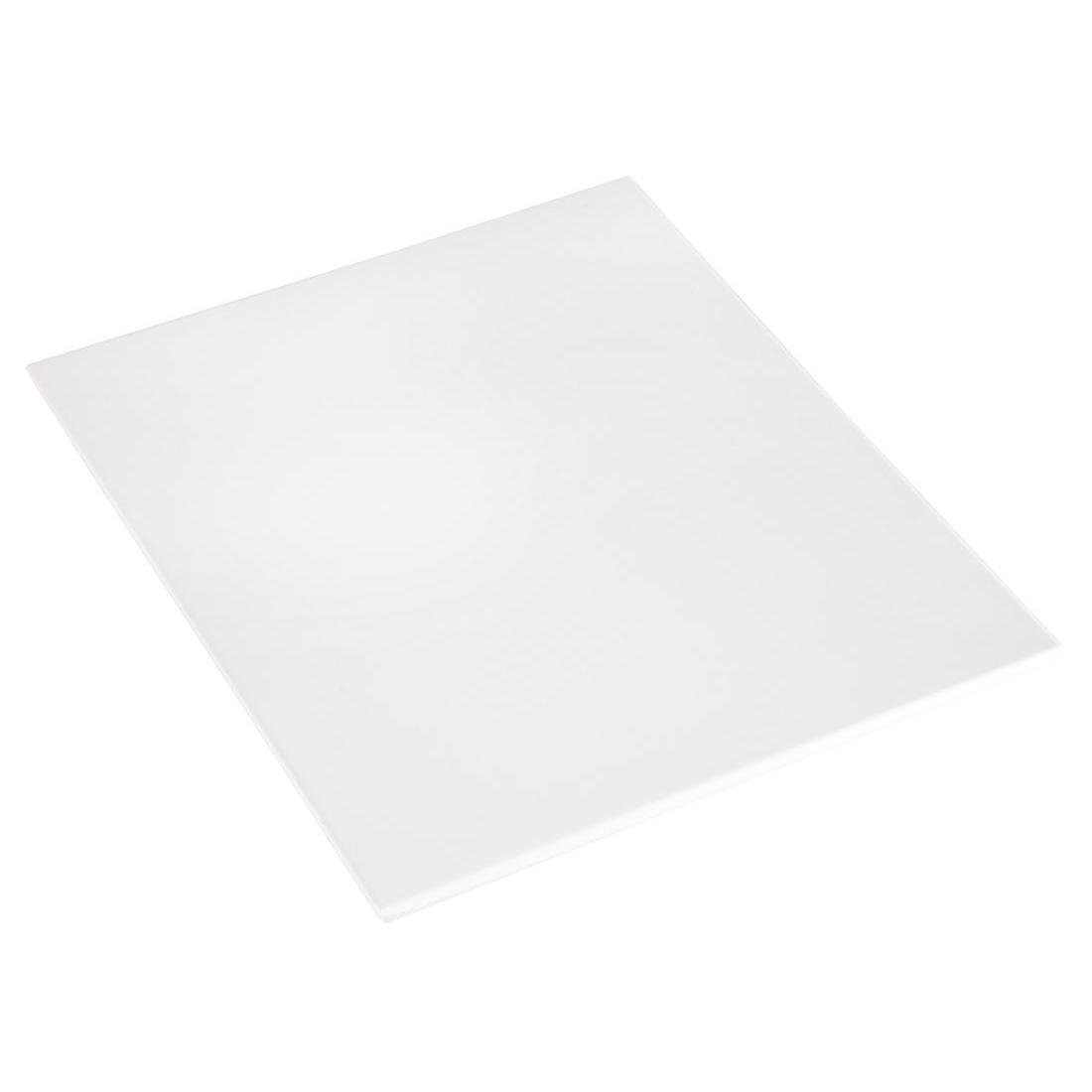 Plateau en mélamine APS Zero blanc GN1/2