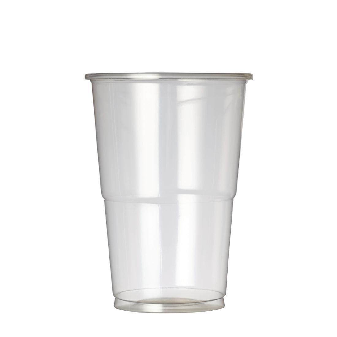 Verres jetables premium Plastico 285ml x1000