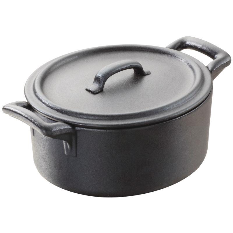 Cocottes Revol Belle Cuisine noires 135mm