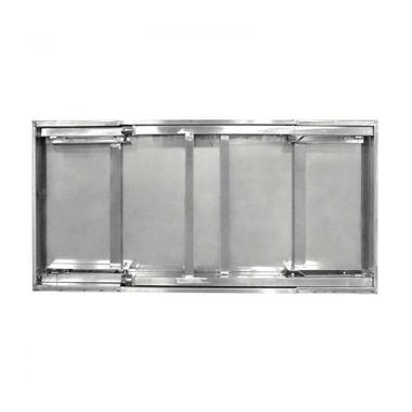 tables pliantes inox 1200 l x600 p x900 h mm plans de travail et tables de pr paration tables. Black Bedroom Furniture Sets. Home Design Ideas