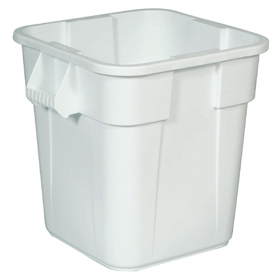 Collecteur BRUTE carré Rubbermaid