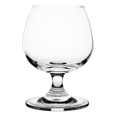 Verre à cognac cristal Bar Collection Olympia 255ml lot de 6