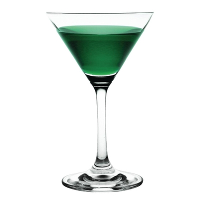 Verres à cocktail Martini en cristal Olympia 145ml lot de 6