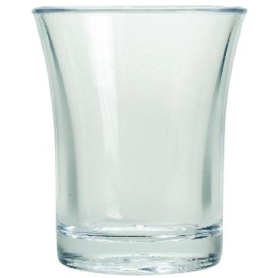 Verre à liqueur en polystyrène BBP 25ml par 100