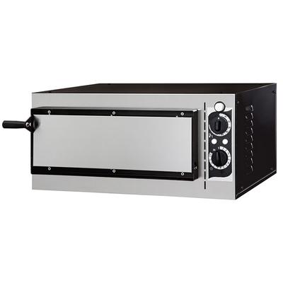 Four à pizza inox basic 1/40 1600w