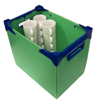 Caisse de rangement à vaisselle