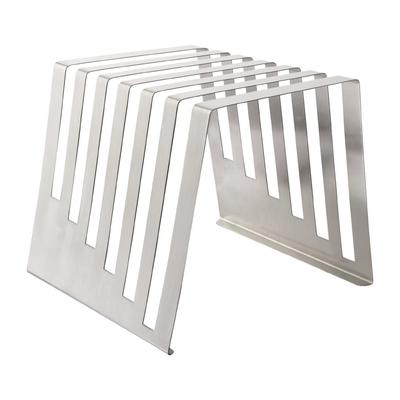 Support simple inox pour planches à découper
