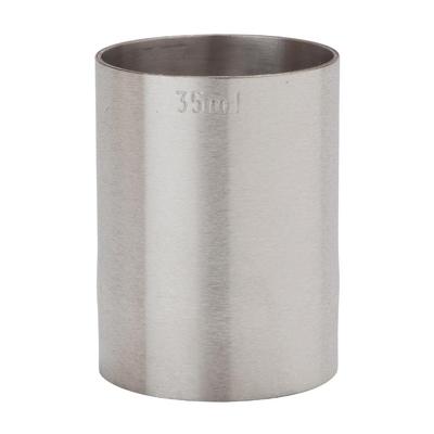 Mesure de cocktail estampillée CE à 35ml