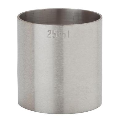 Mesure de cocktail estampillée CE à 25ml