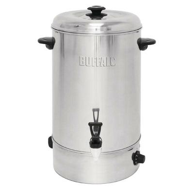Chauffe-eau de comptoir à remplissage manuel 20L inox
