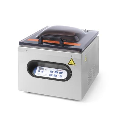 Machine à emballer sous vide avec chambre barre 295mm