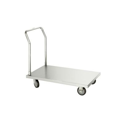 Chariot de transport inox 560 x 1050