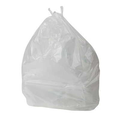 Sacs poubelle transparents 5kg par 200