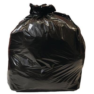 Sacs poubelle noirs utilisation courante 80L par 10