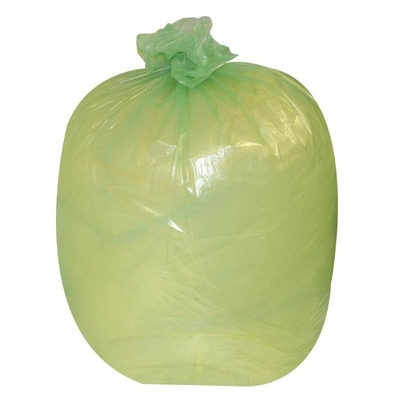Sacs poubelle  80L verts par 200