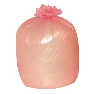 Sacs poubelle 80L rouges par 200