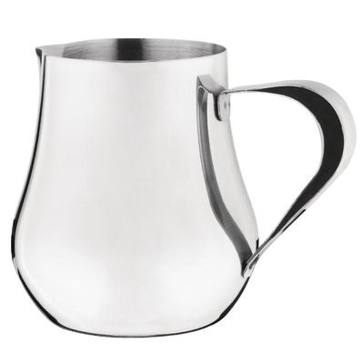 Pot à lait marocain inox