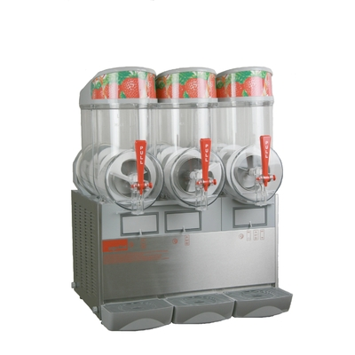 Machine à Granités et Milkshakes 3x 10L 1300W