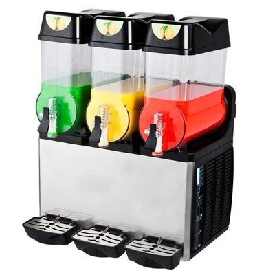 Machine à boissons frappées 3x12 litres