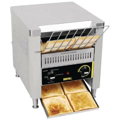 Double toaster à convoyeur 2400W